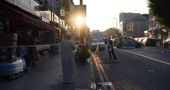Наїзд на натовп у Лондоні: свідки говорять про терориста з ножем