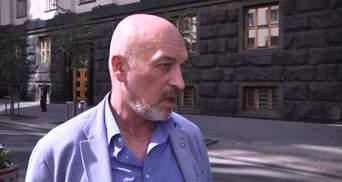 """Проект закону про деокупацію Донбасу дуже """"сирий"""", – Тука"""