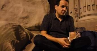 """Як лідер """"Самопомочі"""" Березюк провів першу ніч голодування під будівлею Адміністрації Президента"""