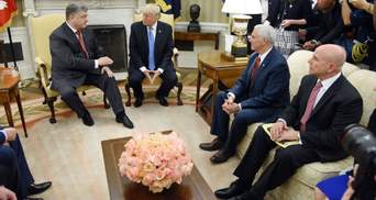 Главные новости 20 июня: встреча Порошенко с Трампом и пожар на Крещатике