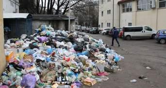 """Заява ВОСТ """"ВОЛЯ"""" та Профспілки """"ВОЛЯ"""" щодо сміттєвої блокади Львова"""