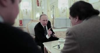 Фейкове відео, яким Путін хвалився Оліверу Стоуну, йому дали з міноборони Росії