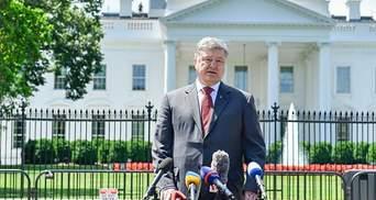 Експерт назвав переваги, які отримає Україна за підсумками зустрічі Порошенка до США