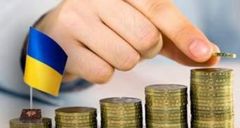 Государственный долг Украины вырос до почти 75 миллиардов долларов