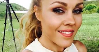 Украинская певица удалилась из российской соцсети