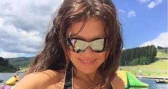 Руслана пошла на экстремальный рекорд в Карпатах: опубликовано видео