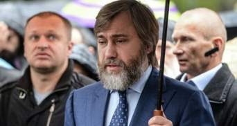 Луценко рассказал, что с делами против Новинского