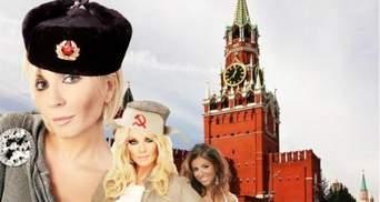 В Раде хотят запретить украинским артистам выступать в России