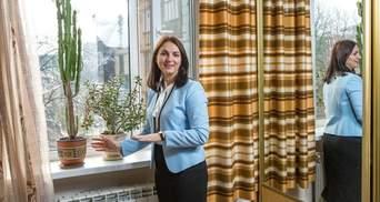 Как живут народные депутаты: Гопко показала свою квартиру в Киеве
