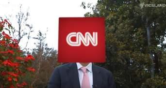 """У CNN в стилі Трампа відповіли йому на """"побиття"""": з'явилось відео"""