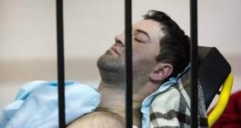 Насіров знову просить відпустити його лікуватись за кордон