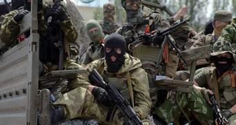 Боевики готовят ряд терактов на Донбассе, - разведка