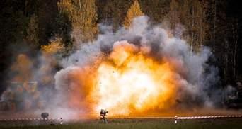 Український воїн опублікував незаперечні докази причетності Росії до вибухів на складах