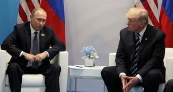 Трамп vs Путін, табу на Бандеру і депутати-самураї: головне за тиждень