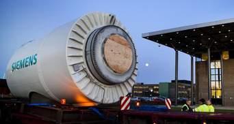 Siemens подав до суду на російські компанії через поставки турбін до Криму