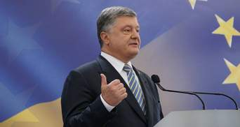 Порошенко надеется провести саммит Украина – ЕС в освобожденном Донецке и Ялте
