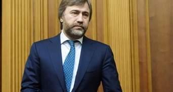 Завод Новинского оказался под арестом