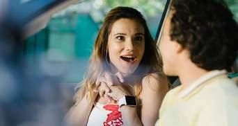 Фотофакт: украинская актриса, которая живет и работает в России, снимается в сериале на Черниговщине