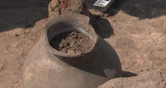 На Полтавщине археологи нашли скифские курганы с золотом
