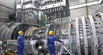 Германия выступает за усиление санкций против РФ из-за Siemens