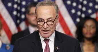 Не Росія: лідер демократів назвав винних у програші Клінтон
