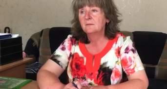 Мати впійманого російського військового Агеєва приймали на Банковій