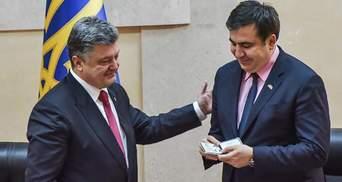 Саакашвили объяснил, почему незаконно у него отняли гражданство
