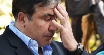 Блогер отметил странный момент в скандале с поддельной подписью Саакашвили