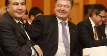 """Саакашвили обещает вернуться в Украину """"сушей, морем или по воздуху"""", – Politico"""