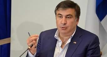 Порошенко признал меня сильным соперником, – Саакашвили