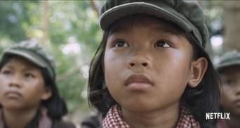 Сначала они убили моего отца: появился трейлер фильма Анджелины Джоли о геноциде в Камбодже