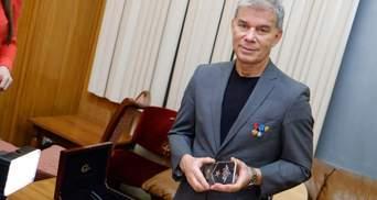 """Газманов рассказал об удивительном подарке, который повез домой из """"ДНР"""""""