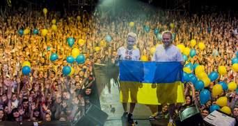 """Российский канал сделал из известного украинского фестиваля """"неонацистский лагерь"""""""