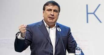 """Пранкери зателефонували до Саакашвілі: політик буде """"мочити"""" Порошенка та олігархів всюди"""