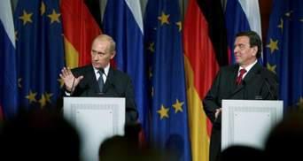 """Екс-канцлер Німеччини хоче керувати російською """"Роснефтю"""""""