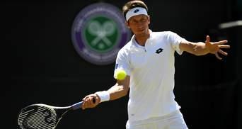 Я – патріот, який хоче щастя для України, – тенісист Стаховський після перемоги