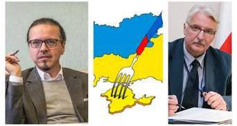 Міністр реву та плачу, Німеччина проти Криму та провокація з Польщі: головне за тиждень