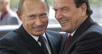 """Скандал із """"Роснефтью"""": політики жорстко розкритикували екс-канцлера Німеччини"""