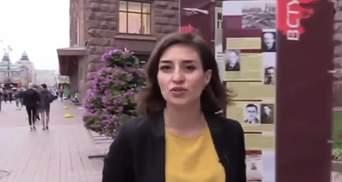 Кремлевскую журналистку выставили из Украины