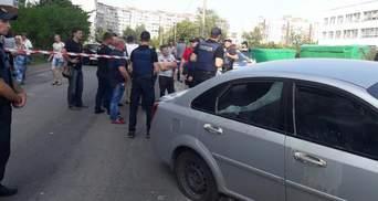 З'явилися подробиці стрілянини за участю нардепа Мельничука у Києві