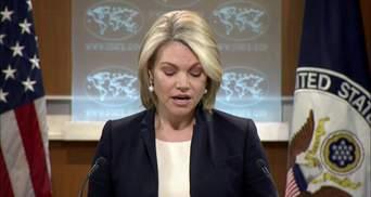 У Держдепі попередили Україну щодо передачі ракет КНДР