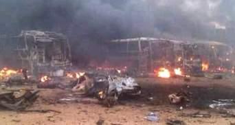 Кровавый теракт в Нигерии: погибло около 30 человек
