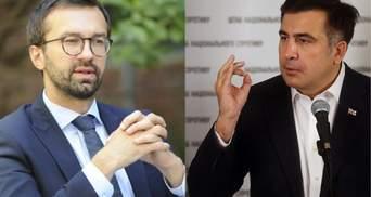 Лещенко назвал уникальность Саакашвили и его преимущества перед другими политиками в Украине