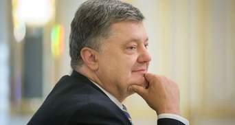 Порошенко нашел позитив в скандале с украинскими двигателями