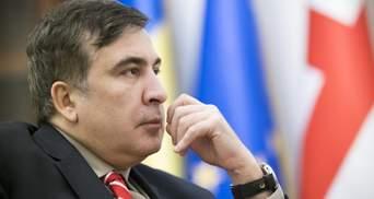 Грузія знову просить Україну про екстрадицію Саакашвілі