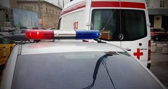 """Гучна ДТП на відомому українському курорті: поліцейське авто протаранило """"швидку"""""""