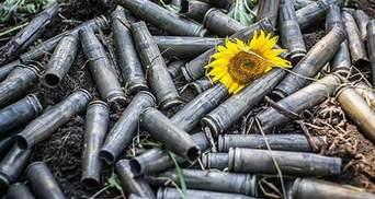 Як на передовій зустрічали День Незалежності України