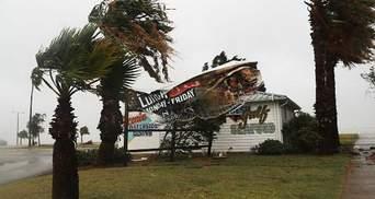 Потужний ураган насувається на Техас: Трамп оголосив режим стихійного лиха