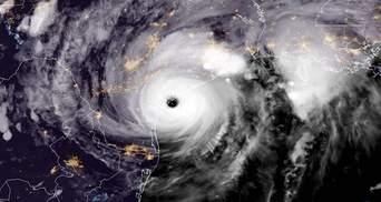 Жуткий ураган в США видно даже из космоса: NASA показала фото и видео