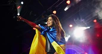 Руслана спела в старинной манере пения на концерте: трогательное видео